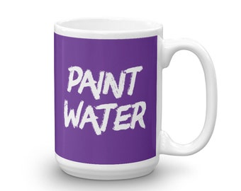 Paint Water Mug made in the USA
