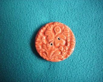 1 ceramic knob, 5.3 cm (491)