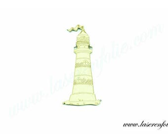 Maritime Lighthouse made of medium size 5cm