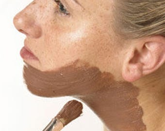 Moroccan Rhassoul Clay Facial & Hair Mud Mask