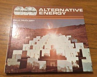 Alternative energy hardback book by paul mcclory