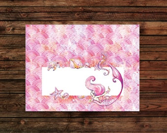 Siren Song - Envelope Set - A2 Envelopes