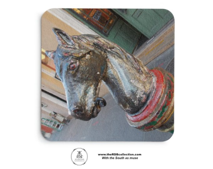 New Orleans Hitching Post Coasters