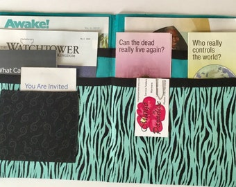 jw ministry organizerjw gifts meeting folder field service folder magazine and - Field Service Organizer
