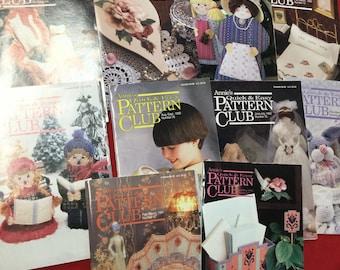 Annie's Pattern Club Magazines