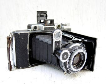 Vintage USSR Camera Moscow-4