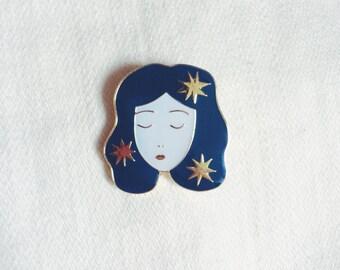 Cosmic Girl 2 Pin
