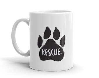 Rescue Coffee Mug