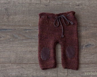 Photoprop Baby Boy  100% Cashmere Pants
