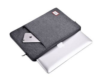 Laptop Sleeve 13 Inch, Macbook Air 13 Inch Case, Laptop Case, Macbook Air Sleeve, Macbook Pro Hard Case, Macbook Pro a1706, Dark grey, K81