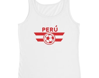Peru World Cup Women's Tank Top