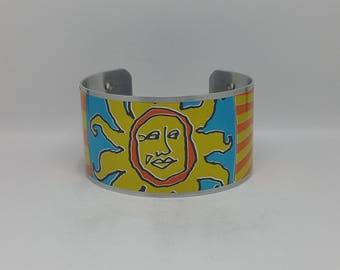 Oberon 2 Cuff Bracelet