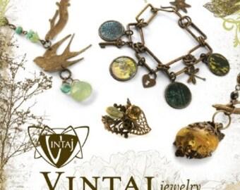 Vintaj Jewelry Technique Book Qty 1