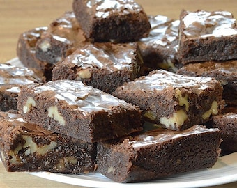 ULTIMATE Gourmet Fudge Brownies