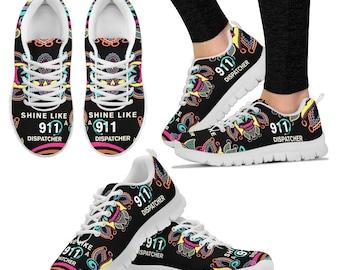 911 Dispatcher Gift/911 Dispatcher Sneakers/911 Dispatcher Graduation Gift/911 Dispatcher Shoes/Gift For 911 Dispatcher - PP-PRO-007-TOTE