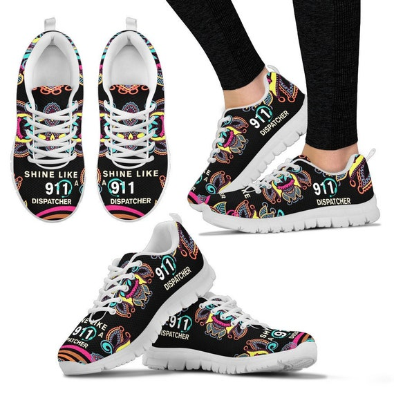 911 Dispatcher 911 911 Gift Graduation Dispatcher Sneakers TOTE Dispatcher 911 911 Dispatcher PP Dispatcher 007 Gift Shoes PRO For Gift tqRxf6w6E