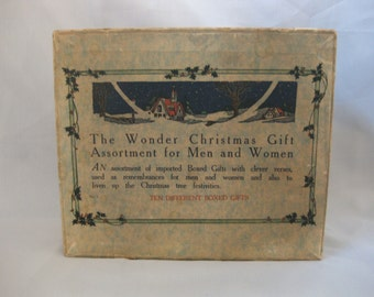 SALE: Antique Wonder Christmas Gift Assortment for Men and Women