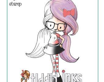 Wryn - Chic Geek | Digital Stamp