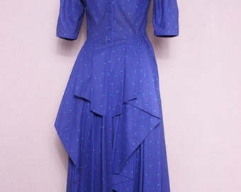 Laura Ashley Vintage Dress Cotton Dress