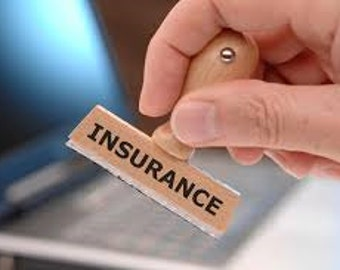 Insurance for US domestic mail service, select insured amount from Insured Amount Options
