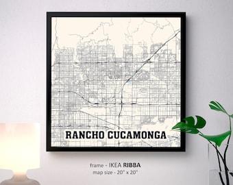 Rancho cucamonga art Etsy
