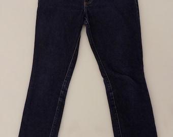Women's GUESS Bootleg, Low Waist Jeans Size 28