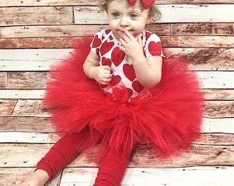 Red Sequin Headband- Red Bow; Red Headband; Sequin Headband; Sequin Bow; Valentine's Day Headband; Christmas Headband; Baby Bow Headband