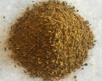 Moroccan Ras el Hanout - 100% Organic (2 oz)