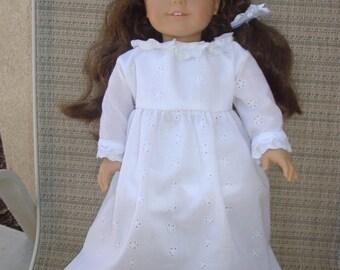 Doll Nite Gown in Eyelet