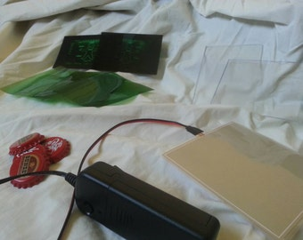 PipBoy 3000 Screen + BONUS
