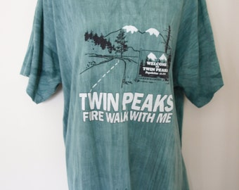 RARE 1990s Twin Peaks: Fire Walk With Me Shirt