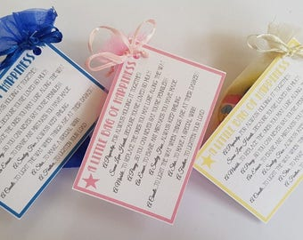 Bag of Happiness - Novelty gift for a friend or loved one for any occasion/best friend kit/gift to cheer you up/a little something/smile