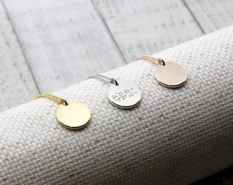 Same Day Shipping Til 3 p.m EST,Coin Coordinates Necklace-Silver/rose gold/gold necklace,Latitude Longitude ,Personalized jewelry,Graduation