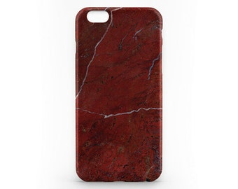 iPhone 7 Marble Case iPhone 6 Plus Case Red Marble iPhone 7 Plus Case Marble iPhone SE Case Granite iPhone 7 Cover Marble Galaxy S6 S7 Case