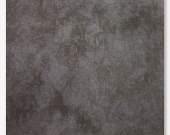 SHADOW 16 ct. hand-dyed counted cross stitch fabric Aida linen count Picture This Plus black dark gray grey PTP