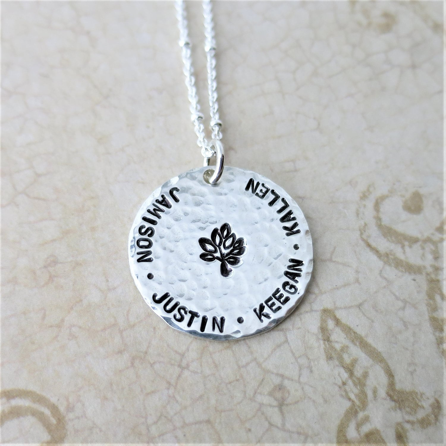 il silver grandkid jewelry listing grandkids personalized necklace birthstones for nana gift grandma birthstone fullxfull sterling