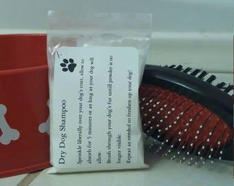 Refill Dry Dog Shampoo
