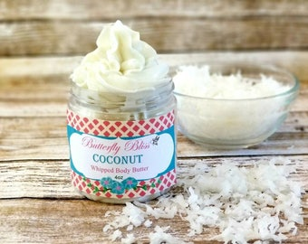 coconut oil lotion | coconut lotion | coconut body butter | coconut oil as lotion | handmade coconut oil lotion | coconut oil body butter