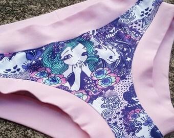 Underwear - FIVE  Pair Surprise Fun Pack - (ladies)