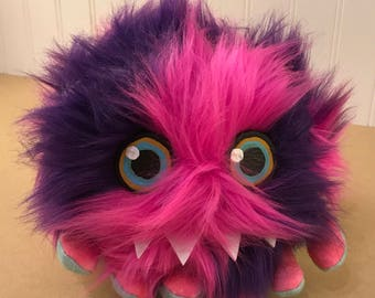 I'm a Lil' Hairball- Pink