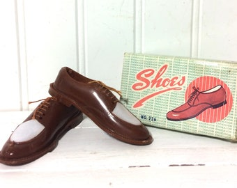 Vintage Toy Oxford Shoes