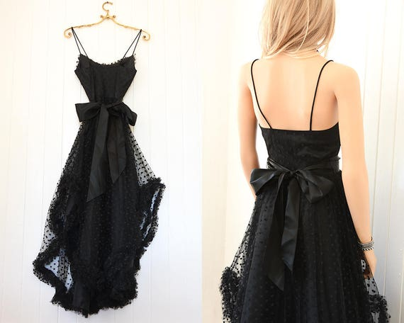 90s Lace Dress for Prom