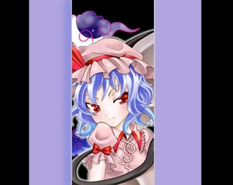 Remillia Toho Project Bookmark