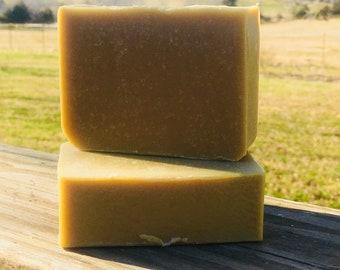 Cedarwood Goats Milk Soap