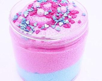 Exfoliating sugar scrub | Candy Crush Sugar Scrub | whipped sugar scrub | VEGAN scrub | whipped soap