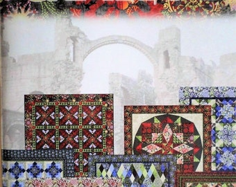 The Quilts of Camelot Book // Beautiful Quilt Patterns