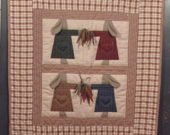 HARE'S A CARROT Quilt Pattern - Uncut - Q065