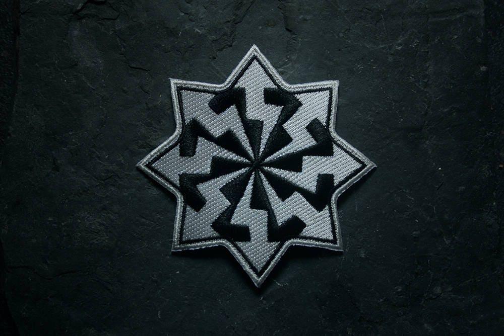 Kaos Chaos Star Patch