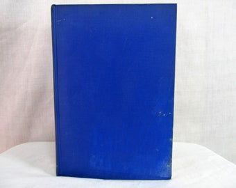 Over African Jungles, Martin Johnson, Harcourt Brace and Co. 1935 Hardcover First Edition Book,