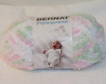 Bernat Pipsquak Yarn, Candy Girl Bernat Yarn, Variegated Bernat Yarn, Mint Green Baby Yarn, Pink Baby Yarn, Bernat Yarn, Bernat Pipsqueak